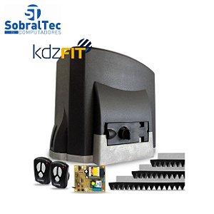 Conjunto Motor de Portão Garen KDZ 1/4 FIT 220V 60 2TX