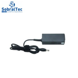 Fonte Notebook Compativel Com Ibm Lenovo - 20V 2A 40W -Plug 5.5Mmx2.5Mm