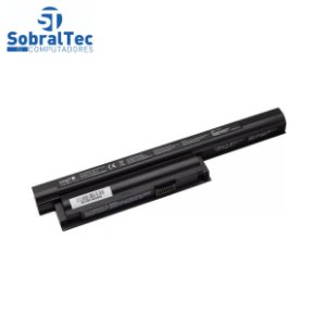 Bateria Notebook Sony Bps26 - Cj - 6 Cells - Black - 10.8V