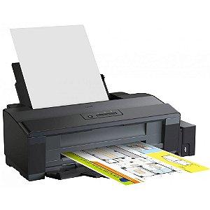 Impressora A3 Epson L1300 Tanque de Tinta Ecotank Color USB