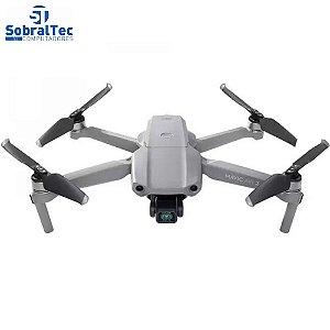 Kit Drone DJI Mavic Air 2 Fly More 10Km Com Câmera 4k- Combo Com 3 Baterias