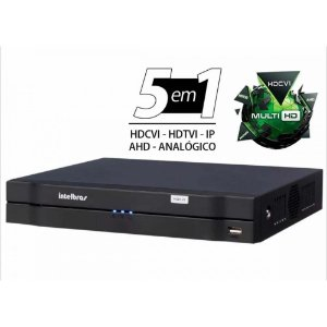 Dvr Gravador Digital 16 Canais Intelbras Multi HD MHDX 1116 de Vídeo Full HD 1080P