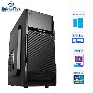 Computador Intel Core i5-3340 -HD SSD 256GB- Memória Ram DDR3 8GB -SobralTec- PR 2265