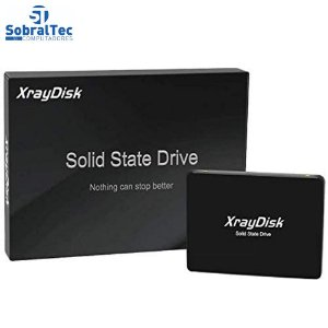 HD SSD 120Gb Sata3 Xraydisk Black P01101TCS06120