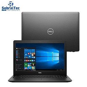 """Notebook Dell Core i3-8145U 4GB 1TB Tela 15.6"""" Windows 10 Inspiron 15 3583-A35P"""
