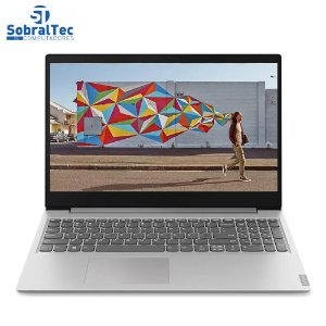 "Notebook Lenovo IdeaPad Intel Core I3-8130U 8Gb Ram Hdd 1Tb Tela 15,6"" Antirreflexo S145-15Ikb 81Xm"
