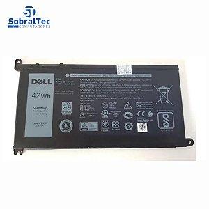 Bateria Notebook Compativel Com Dell Inspiron 7560 7460 7368 7472 Wdx0r - 11.4v - 39wh - Polimero