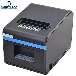 Impressora Térmica Mini Printer 80mm Usb+ Rj45 Xprinter