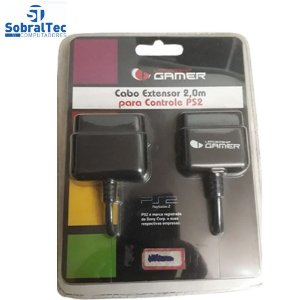 Cabo Extensor P/controle Ps2 6754 Leadership