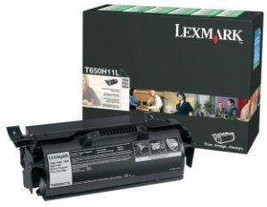 Toner Lexmark T650h11l