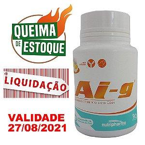 Ai-g 90 comprimidos - Nutripharme 90g (VAL.27/08/21)