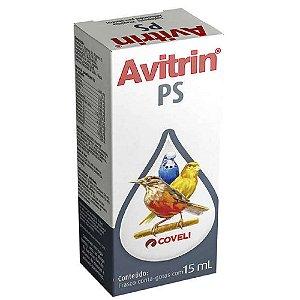 Avitrin Complexo Vitamínico PS 15ml - Coveli