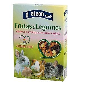 Ração Alcon Club Frutas E Legumes 75g