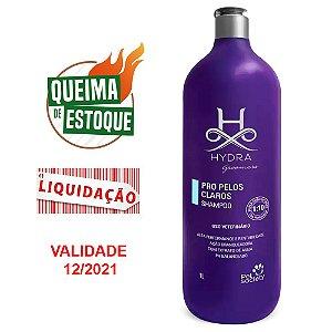 Shampoo Hydra Pro Pelos Claros 1L (VAL: 12/21)