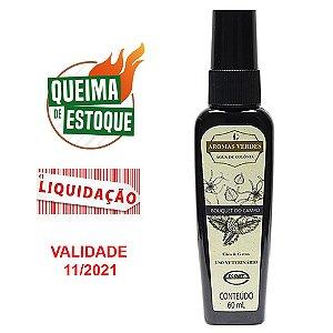 Colônia Aromas Verdes Bouquet Do Campo 60ml (VAL:11/21)