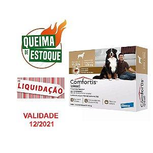 Antipulgas Comfortis 27 a 54kg Elanco 1620mg (VAL: 12/21)