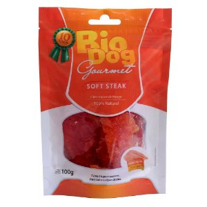 Petisco Biodog Gourmet Soft Steak 100g