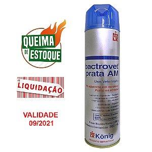 Bactrovet Prata AM Aerossol 500ml Konig (VAL: 09/21)