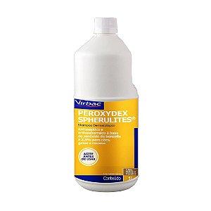 Shampoo Dermatólogico Peroxydex Spherulites 1L - Virbac