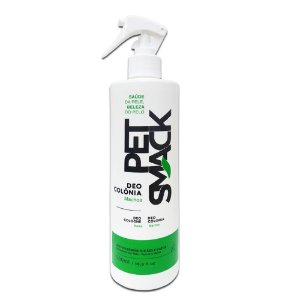 Deo Colônia Pet Smack Macho 500ml