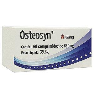 Osteosyn 660mg 60 Comprimidos Konig