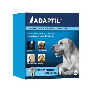 Adaptil Difusor + Refil 48ml Ceva