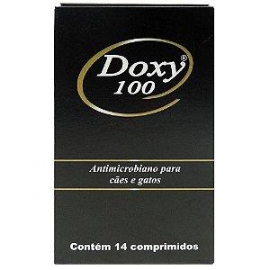 Doxy 100 - 14 Compridos Cada - Cepav