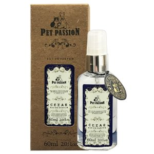 Perfume Pet Passion Cezar 60ml - Colônia