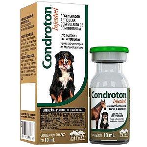 Condroton Injetável 10ml - Vetnil