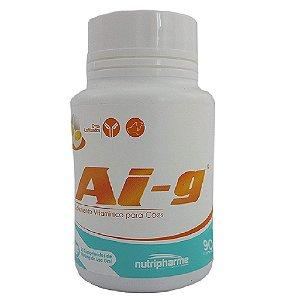 Ai-g 90 comprimidos - Nutripharme 90g