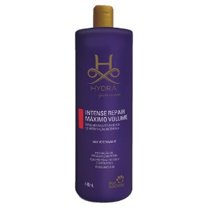 Máscara Hydra PetSociety Intense Repair Máximo Volume 480ml