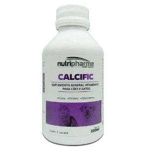 Calcific 100ml - Nutripharme