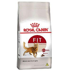 Ração Royal Canin Gatos Adultos Fit Com Peso Ideal 7,5Kg