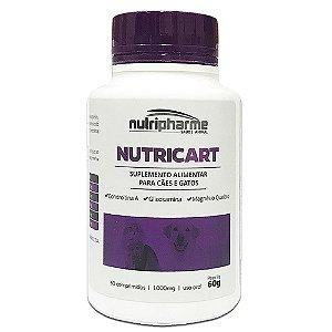 Nutricart 60g 60cps - Nutripharme
