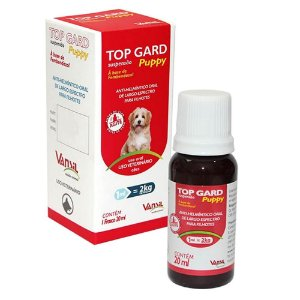 Top Gard Puppy 20ml - Vansil