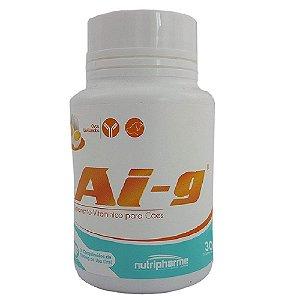 Suplemento vitamínico Ai-g 30 cps Nutripharme 30g