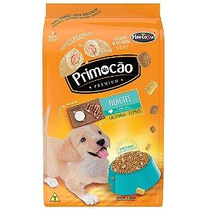 Ração Primocão Premium Cães Filhotes Todas Raças Carne e Leite 1kg