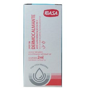 Dermocalmante Ibasa Spot-On Ampola 2ml - Hidratante