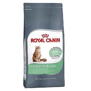 Ração Royal Canin Gatos Digestive Care Sensibilidade Digestiva 1,5kg