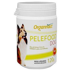 Suplemento Vitamínico Organnact Pelefood Dog 120g