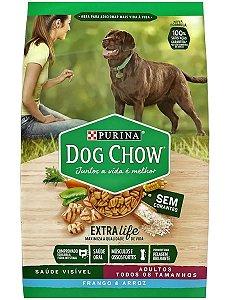 Ração Dog Chow para Cães Adultos Sabor Frango e Arroz 15kg