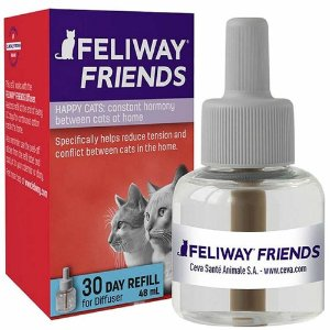 Feliway Friends Refil 48ml - Ceva diminuição de conflitos