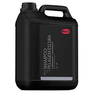Shampoo Ibasa Pelagem Escura 5l - Uso Profissional