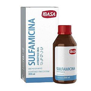 Antibiótico Sulfamicina Oral 200ml Ibasa
