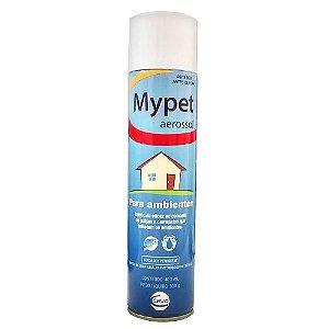 Antipulgas e Carrapatos Aerossol Mypet Ambientes 400ml