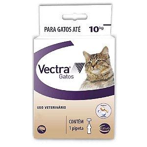 Vectra Gatos até 10KG 1ml