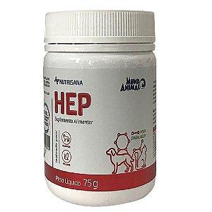 Suplemento Vitamínico Nutrisana Hep 75g - Mundo Animal