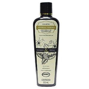 Shampoo Aromas Verdes Controle Oleosidade Cães e Gatos 350ml - Ecovet