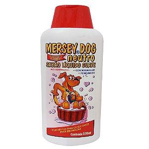 Sabão Líquido Suave Mersey Neutro 500ml