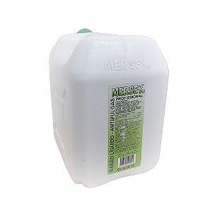 Shampoo Mersey Dog Antipulgas 10l